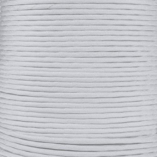 White - 550 Paracord (Glow)
