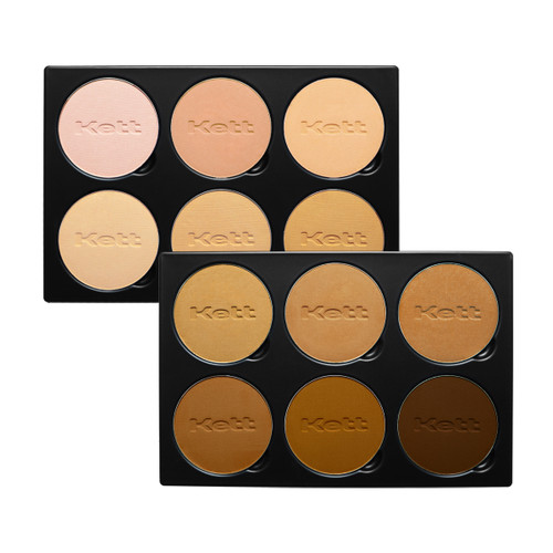 Kett Fixx Powder Foundation Pro Palette