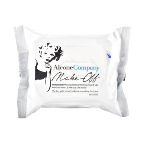 Alcone Makeup Remover Wipes S/30