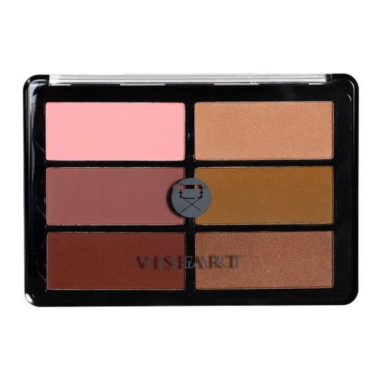 Viseart Blush Palette 01 - Plum   Bronze