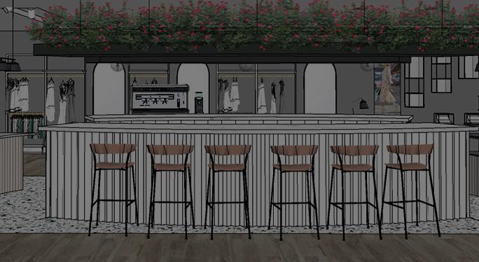 Franchise Closet London Café