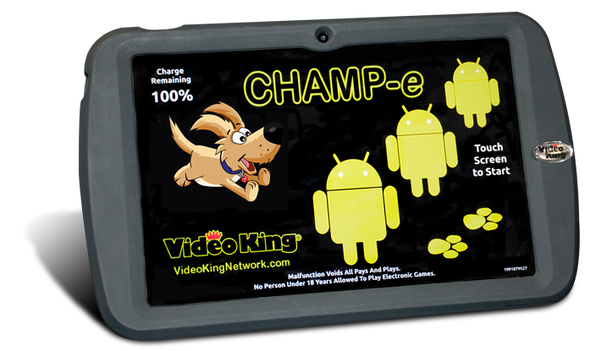 Champ-e Bingo Tablet