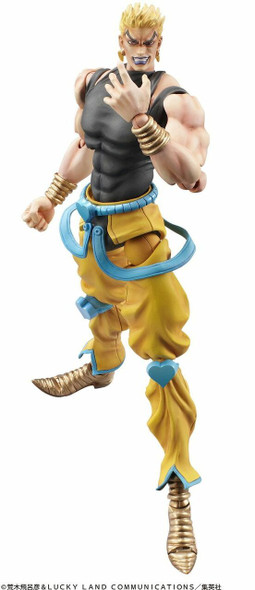 PREORDER: Super Action Statue: DIO Awakening Edition (JoJo's Bizarre Adventure Part 3)