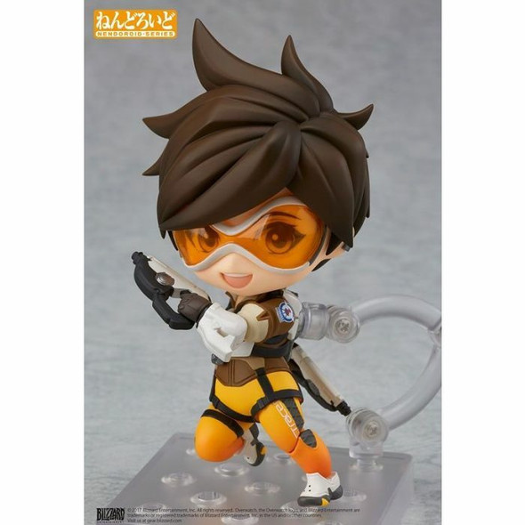 NENDOROID TRACER: CLASSIC SKIN EDITION (OVERWATCH)