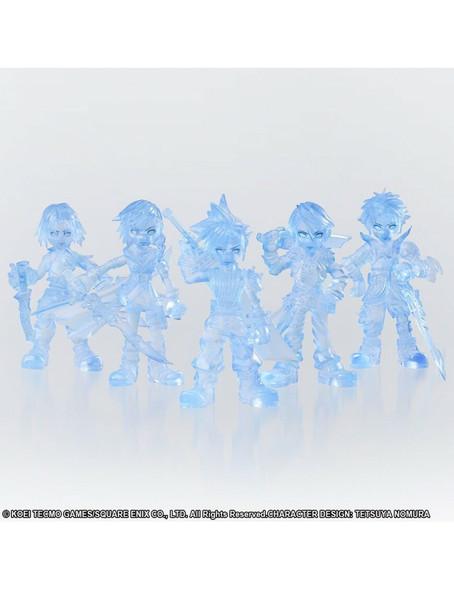 Dissidia Final Fantasy: Opera Omnia Trading Arts (Complete Set)