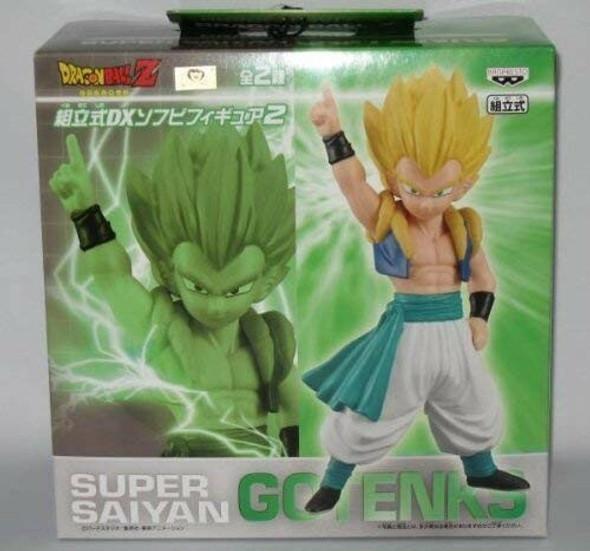 Gotenks Super Saiyan ~ Dragon Ball Z Figure