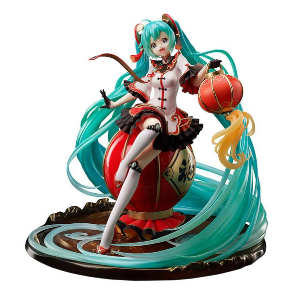 PREORDER Vocaloid PVC Statue ~ Hatsune Miku 2021 Chinese New Year Ver.