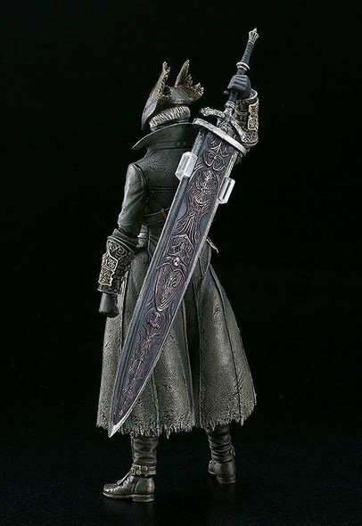 PREORDER Bloodborne: The Old Hunters Figma Action Figure ~ Hunter: The Old Hunters Edition