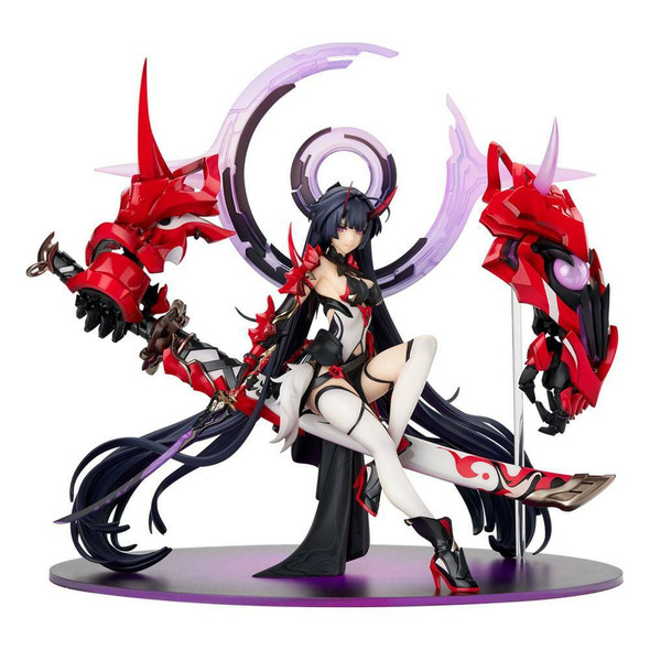 PREORDER Honkai Impact 3rd PVC Statue ~ Raiden Mei Herrscher of Thunder LotF Ver. Expanded Edition