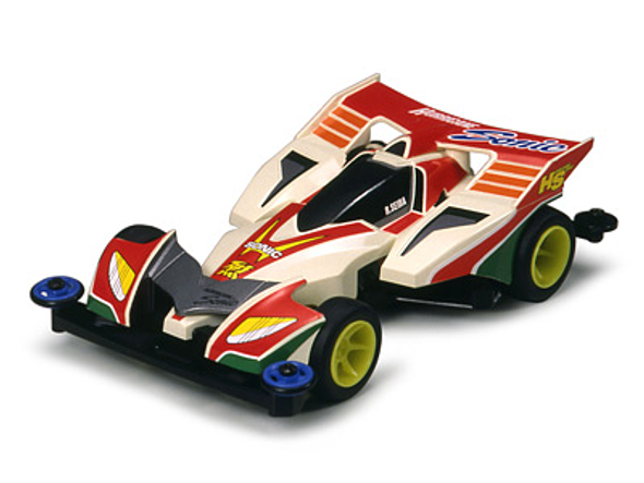 Hurricane Sonic ~ Mini 4WD