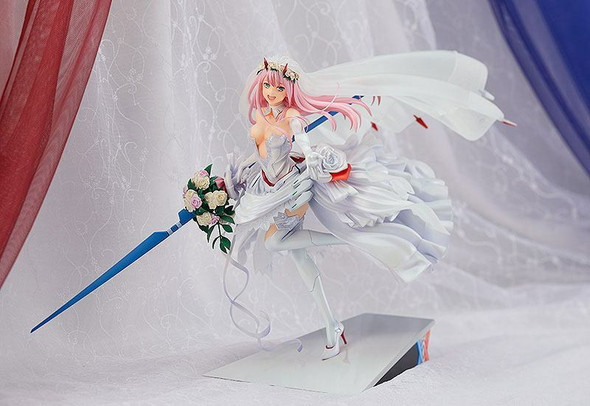 PREORDER Darling in the Franxx PVC Statue ~ Zero Two: For My Darling
