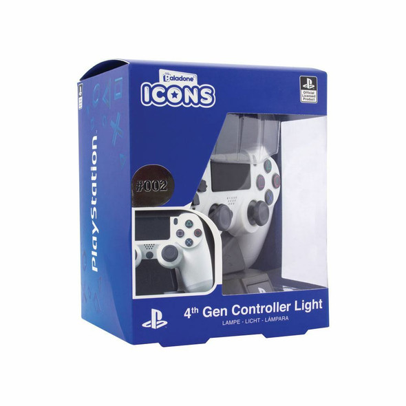 Sony PlayStation 3D Icon Light PlayStation 4th Gen Controller Lamp