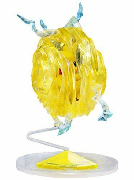 Pikachu Z-Move Catastropika Figure ~ Pokemon Figure