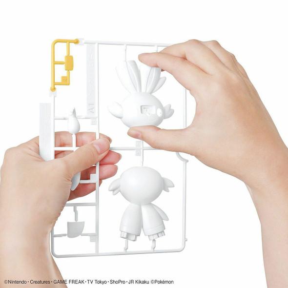 Plamo Scorbunny ~ Pokemon Figure