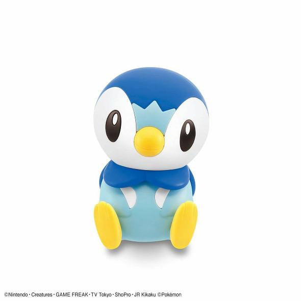 Plamo Piplup ~ Pokemon Figure
