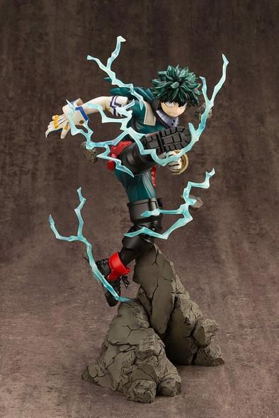 PREORDER 05/2022 My Hero Academia ARTFXJ Statue 1/8 Izuku Midoriya Ver. 2 Bonus Edition 29 cm