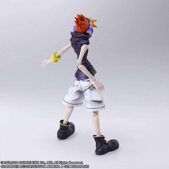 The World Ends with You - Final Remix Bring Arts Action Figure Neku Sakuraba 13 cm