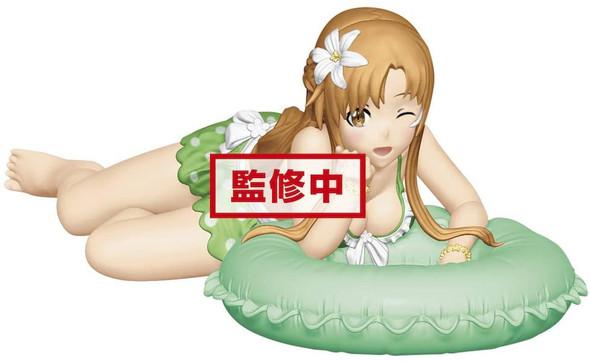Asuna EXQ Figure ~ Sword Art Online Memory Defrag Figure