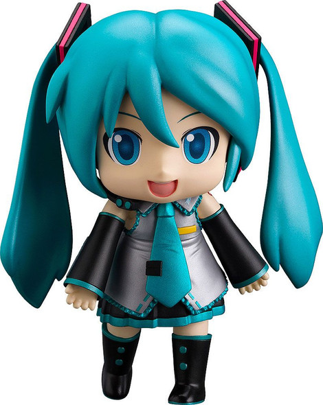 PREORDER 09/2022 Character Vocal Series 01 Nendoroid Action Figure Mikudayo 10th Anniversary Ver. 10 cm