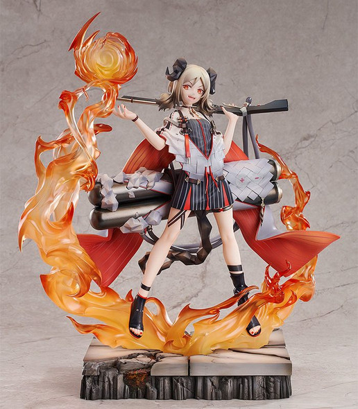 PREORDER 04/2023 Arknights PVC Statue 1/7 Ifrit Elite 2 30 cm