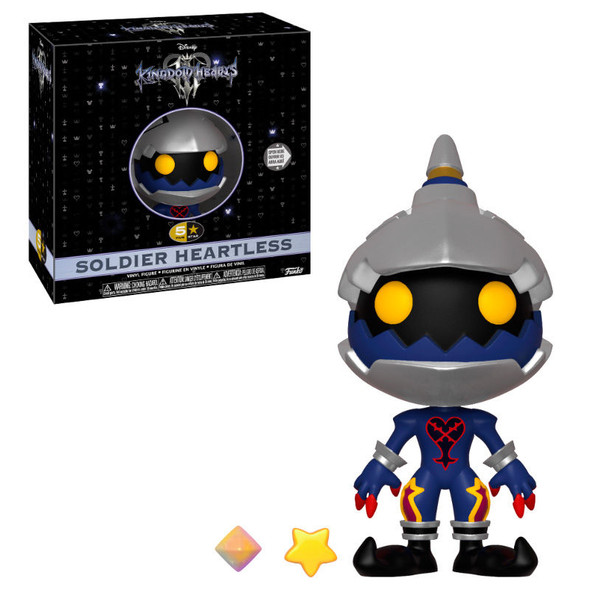Soldier Heartless ~ 5 Stars Figure Kingdom Hearts 3