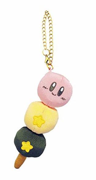 Kirby's Dream Land Fuwafuwa Collection Plush:  3-colors Dango