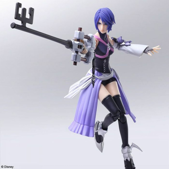Kingdom Hearts III: Bring Arts Aqua