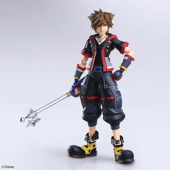 PREORDER Kingdom Hearts III: Bring Arts Sora Version 2