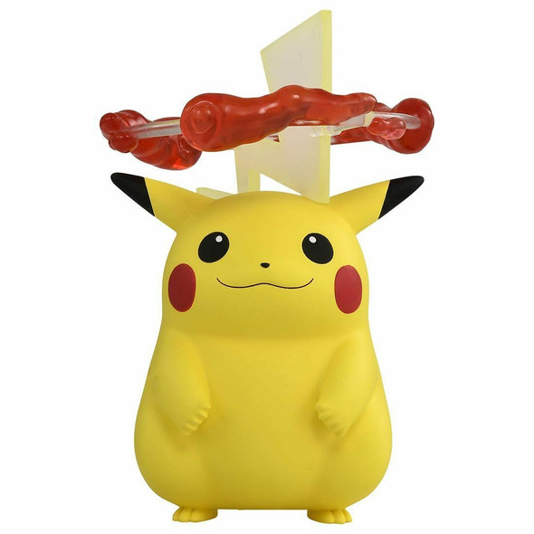 Pikachu Moncolle (Gigantamax Form) ~ Pokemon Figure