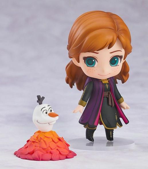Nendoroid Anna: Travel Dress Ver. (Frozen 2)