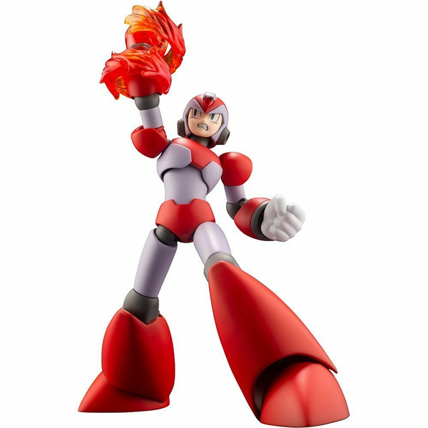 1/12 X Rising Fire Ver. ~ Mega Man X ~ Plastic Model Kit