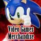 Video Games Merchandise