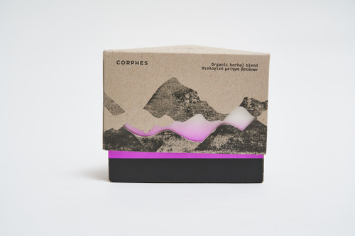 'FOS Squared' Corphes organic Herbal Tea  Blend