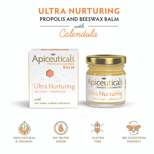 'Apiceuticals' Ultra Nurturing Propolis & Beeswax Balm with Calendula