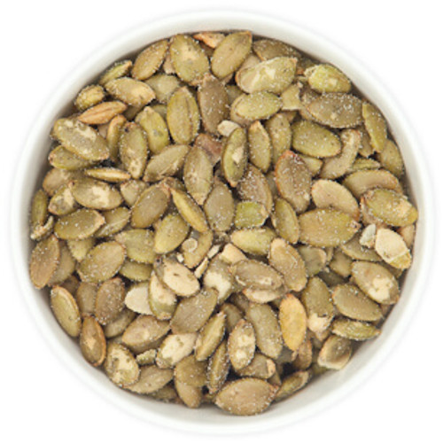 Roasted Salted Shelled Pumpkin Seeds