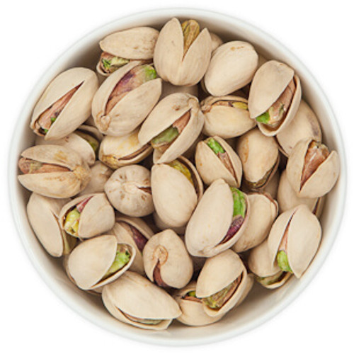 Dry Roasted Unsalted Pistachios (in shells)