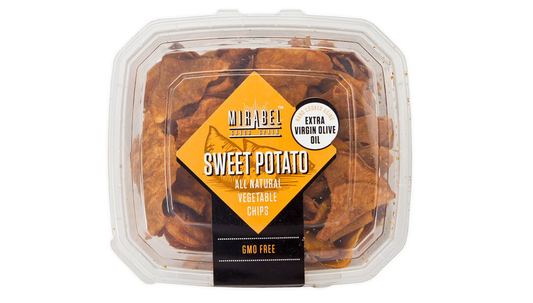 All Natural Sweet Potato Chips