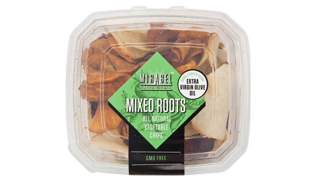 All Natural Mixed Roots Chips