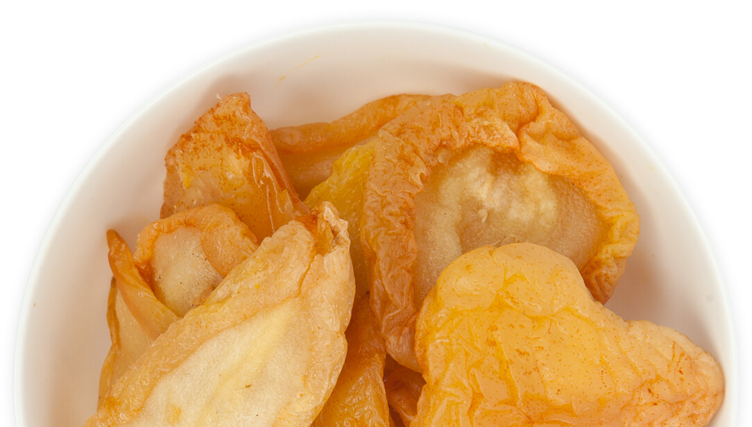 Dried California Pears