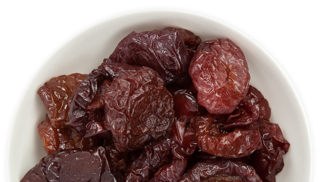 Dried California Plums