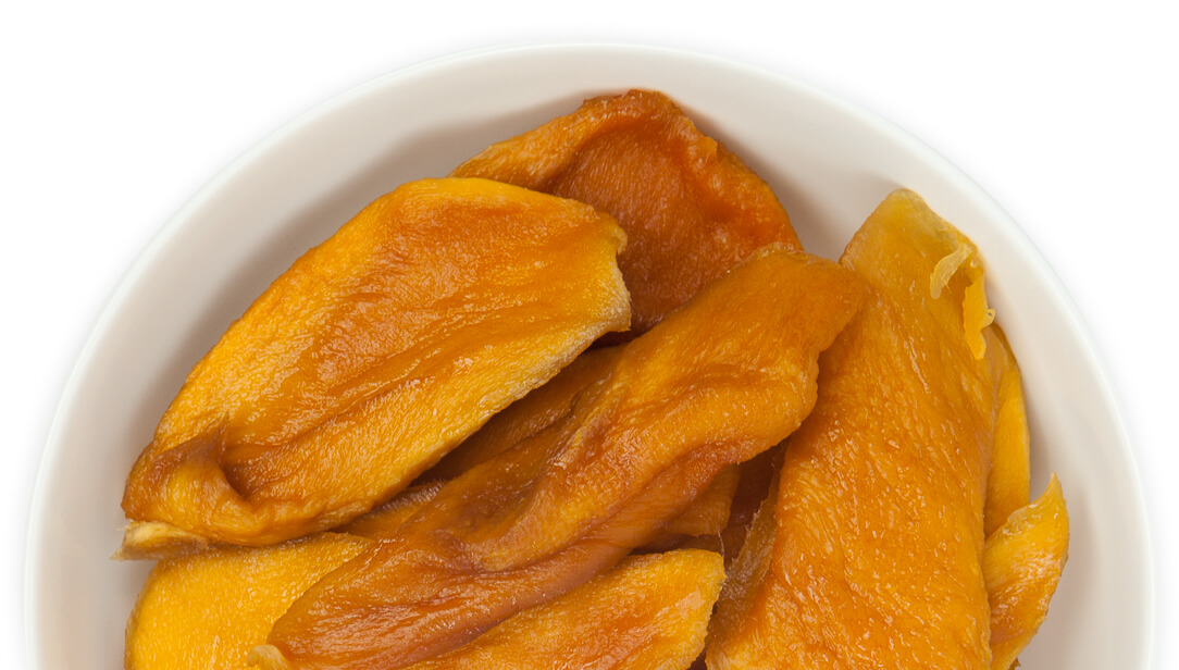 Unsweetened Natural Mango Slices