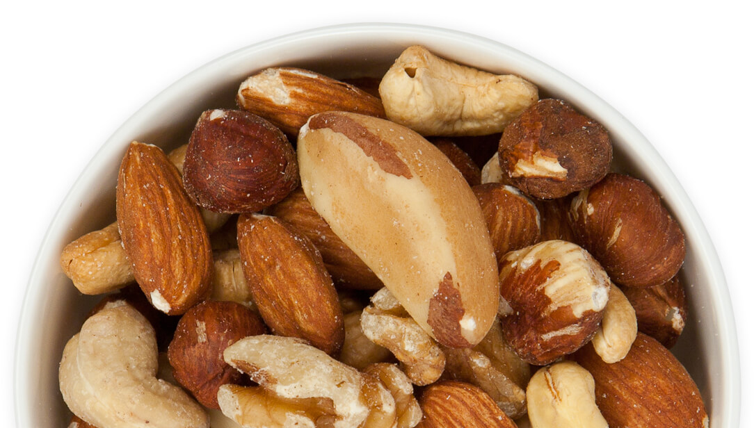 Unsalted Deluxe Nuts (Peanut Free)