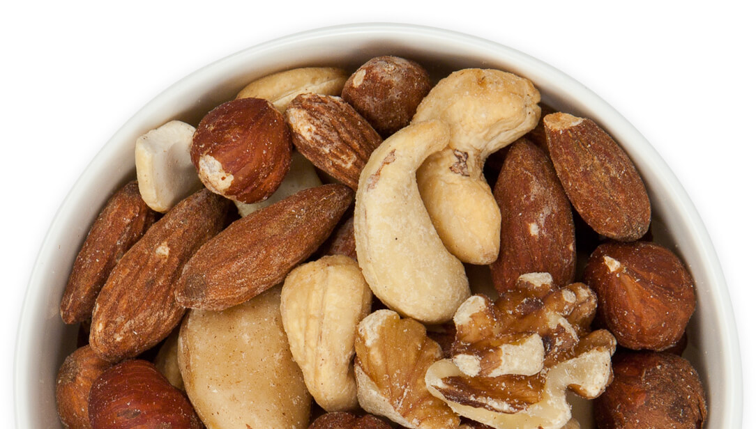 Deluxe Salted Nuts (Peanut Free)