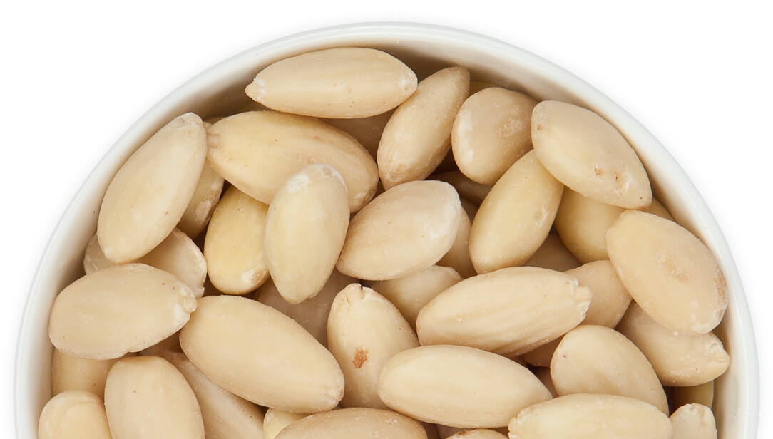Blanched Almonds