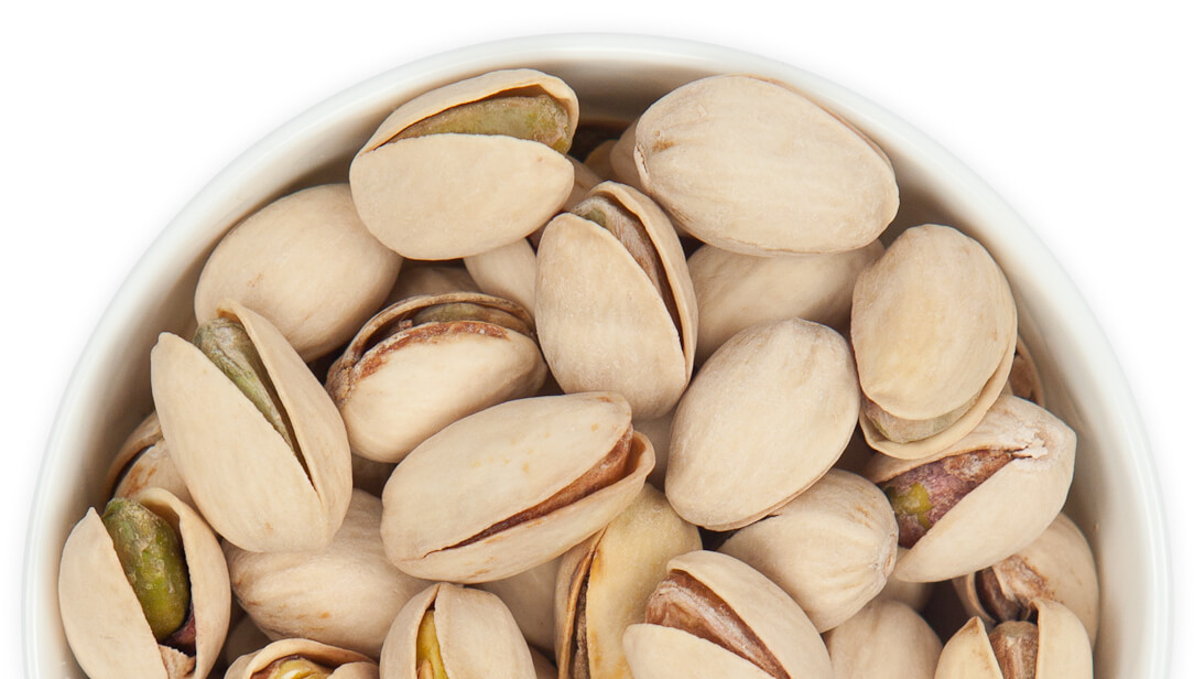 Dry Roasted Salted Pistachios (in-shell)