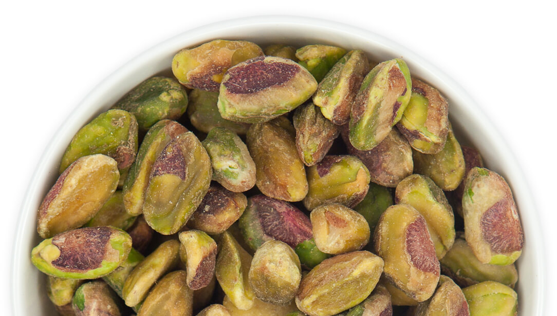 Dry Roasted Unsalted Shelled Pistachios