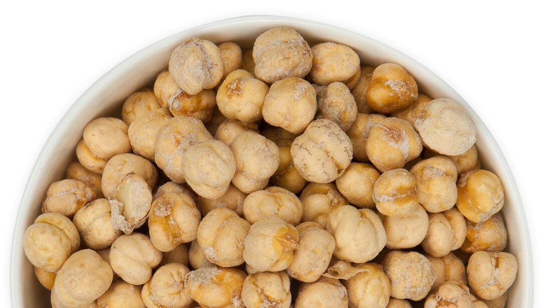 Roasted Salted Chickpeas