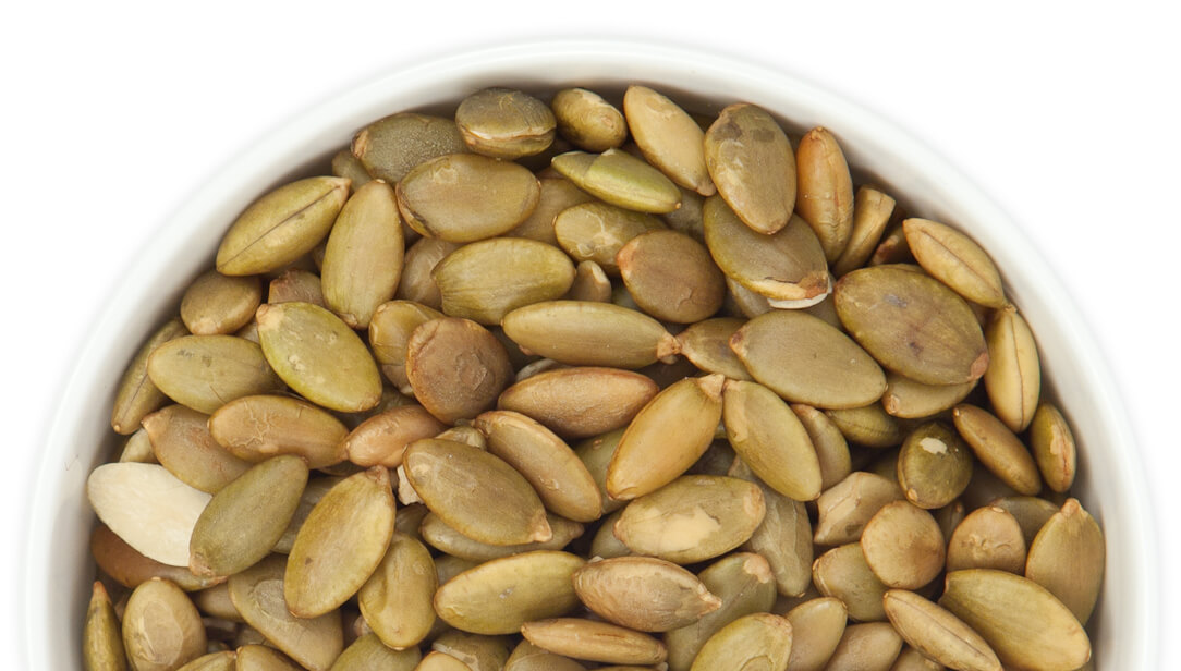 Roasted Unsalted Shelled Pumpkin Seeds