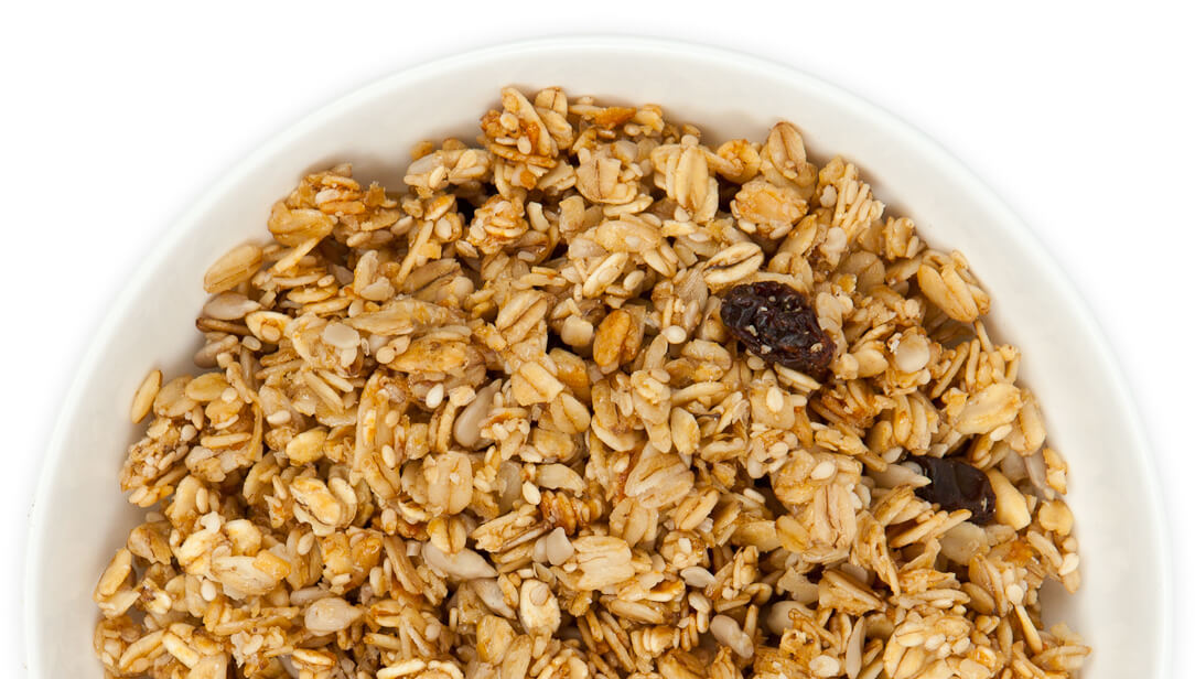 Honey Nut Crunch Granola