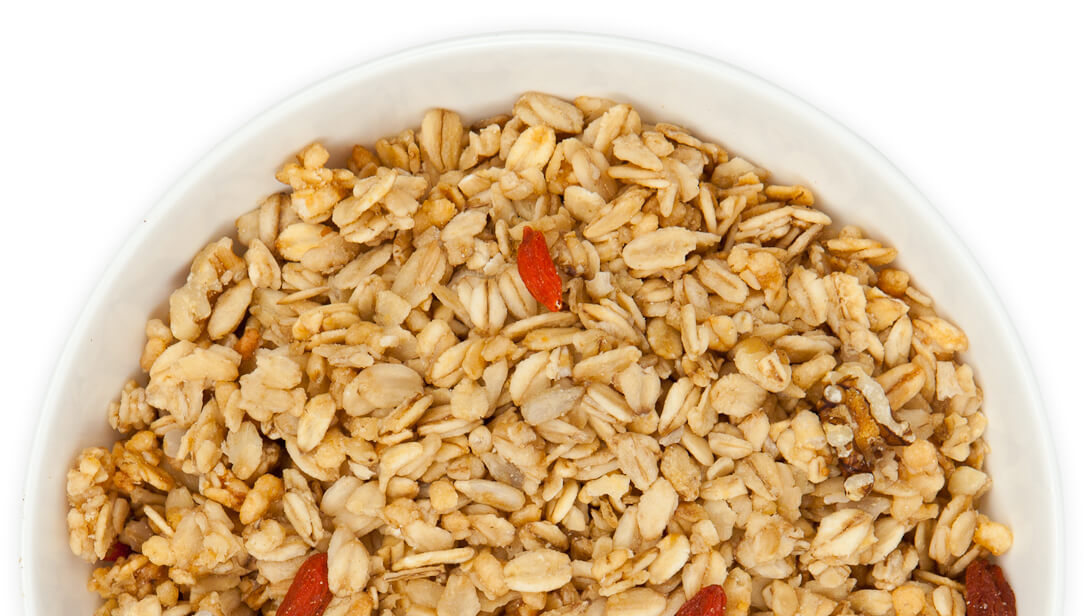 Goji Berry Crunch Granola